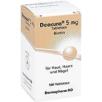 Deacura 5 mg Tabletten 100 stk preisvergleich bei billige-tabletten.eu