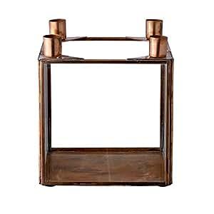 bloomingville kerzenhalter 4 kerzen candle holder kupfer k che haushalt. Black Bedroom Furniture Sets. Home Design Ideas