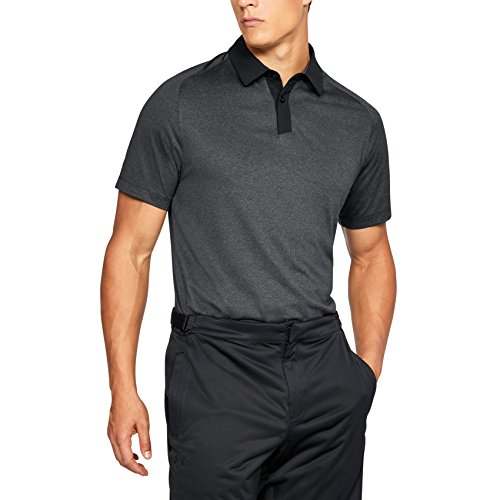 Under Armour Mens 2018 Threadborne Tour Polo Shirt