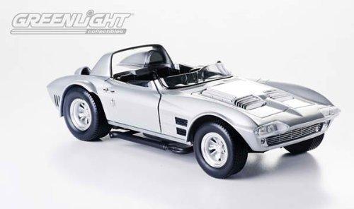Dom's Chevrolet Corvette Grand Sport 1:18 Scale Diecast Car (Fast & Furious 5 Movie Merchandise) by GreenLight (1 18 Scale Diecast Greenlight)