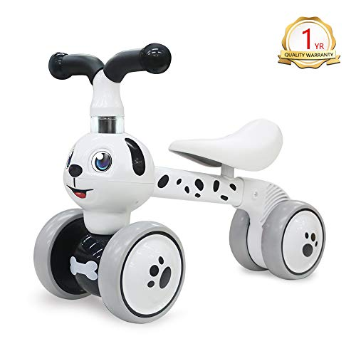 YGJT Bicicletas sin Pedales niños 1 Año10-18 Meses