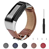 Keweni Garmin vivosmart HR Sangles de remplacement Bracelet cuir bracelet Accessoires...