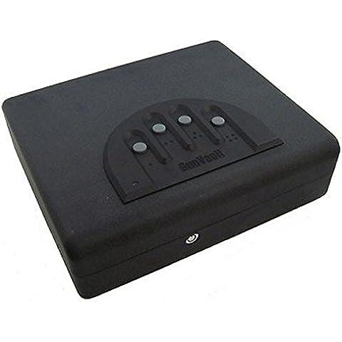 Cassetta porta pistole Gun Vault Microvault XL