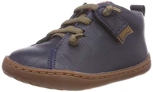 CAMPER Jungen Peu FW Hohe Sneaker, Blau (Navy 410), 21 EU (Camper Baby Schuhe)