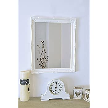 Frames By Post Cream Shabby Chic Antique Style Overmantle