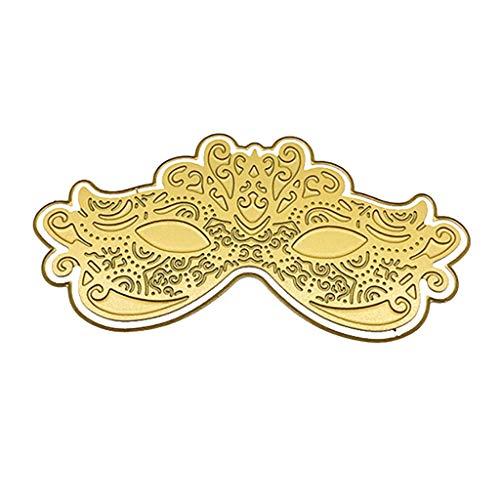 Xmiral fustelle per scrapbooking per carta cutting dies metallo fustella stencil #19042616, accessori per big shot e altre macchina(c)