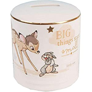 Widdop Disney Baby Magische Momente Bambi Keramik-Spardose