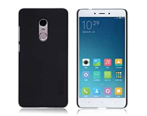 Xiaomi Redmi Note 4 Cover, SMTR® Qualità premium Custodia Cover Guscio duro Slim Armor case +1 film Screen Protector per Xiaomi Redmi Note 4, (nero)