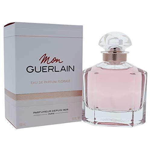 Guerlain Mon Florale femme/woman Eau de Parfum, 1er Pack (1 x 100 ml) -