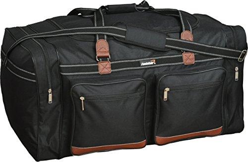foolsGold Extra Grand 120L Sac voyage sac de voyage - Noir