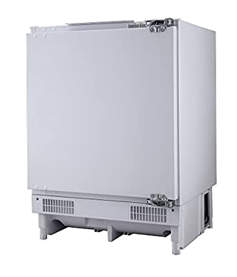 Russell Hobbs Integrated Under counter 60cm Wide Fridge, A+ Energy, White RHBU60FRIDGE