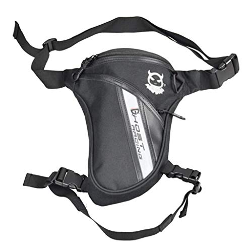 90b821568d KESOTO Sac de Taille Jambe Sacoche Equitation Moto Fanny Pack