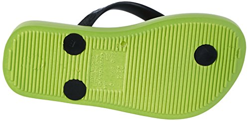 Ipanema Classic V Kids, Tongs Garçon Mehrfarbig (green/black)