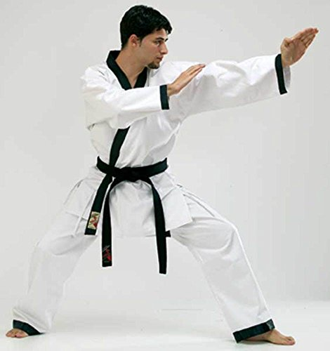 M.A.R International Ltd Hapkido Anzug Gi Anzug Outfit HAP KI DO Kleidung hapki-do Gear Baumwolle Stoff Wei/ß