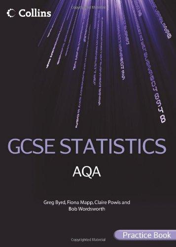Collins GCSE Statistics – AQA GCSE Statistics Practice Book
