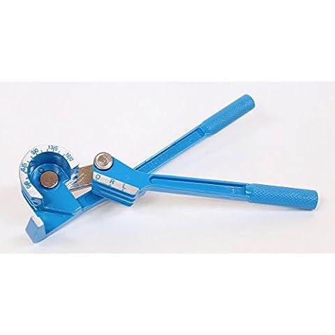 MAW - Dobladora de tubos manual (para tubos de cobre de diámetros 6, 8 y 10 mm)