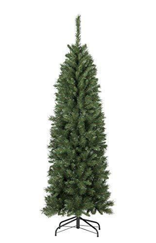 Flora albero di natale artificiale cm. 120