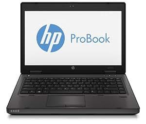 "HP Probook 6470b Ordinateur portable 14"" (35,56 cm) Intel Core i3 3120M 2,5 GHz 320 Go 4096 Mo Intel HD Graphics 3000 Windows 7 Pro Gris"
