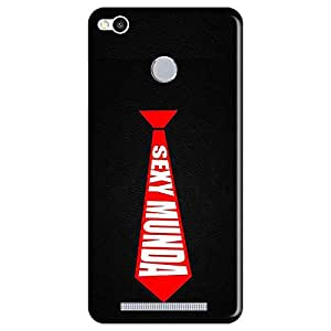 Mobo Monkey Designer Printed Back Case Cover for Xiaomi Redmi 3s Prime :: Xiaomi Redmi 3 Plus (Launda :: Sexy :: Munda :: Swag :: Typography)