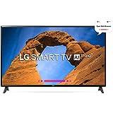 LG 109.3 cm (43 inches) 43LK5760PTA Full HD LED Smart TV (Black)