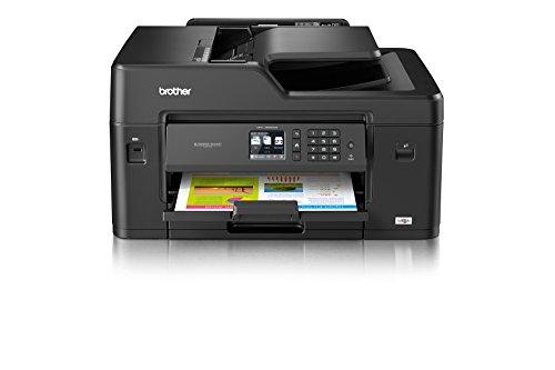 Brother MFCJ6530DWG1 Stampante Multifunzione 4in 1a Getto d'Inchiostro a Colori, Scanner, Fotocopiatrice, Fax, Provenienza Germania