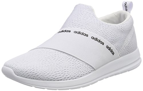 adidas Refine Adapt, Scarpe da Corsa Donna, Bianco Ftwr White/Grey One F17, 40 EU
