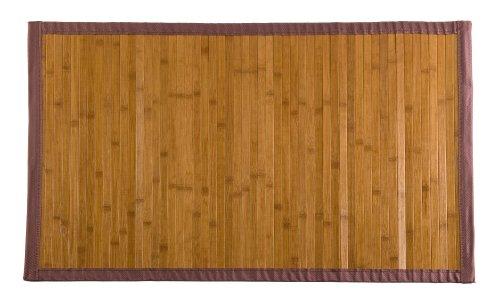 Estores Basic Natural Alfombra, Poliéster, Haya, 120 x 180 cm