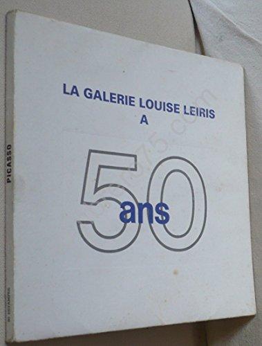 [La Galerie Louise Leiris a 50 ans] - Picasso - 80 Estampes.