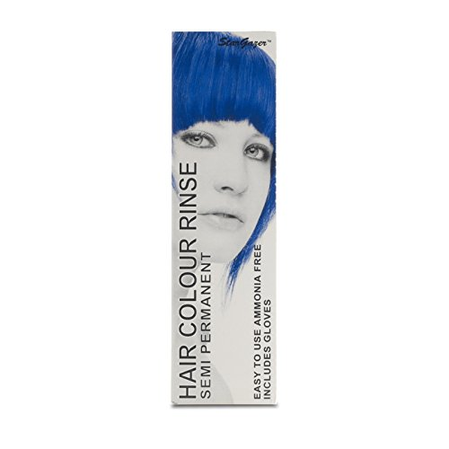 Stargazer Products Königsblau Semi-Permanentes Haarfärbemittel, 1er Pack (1 x 70 ml)
