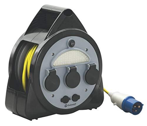 Outwell Kabeltrommel USB/Licht