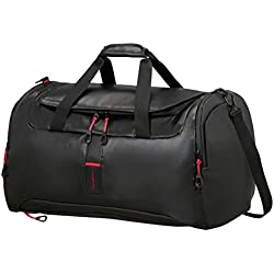 Samsonite Paradiver Light 61/24 Bolsa de Viaje, 61 cm, 84 L, Color Negro