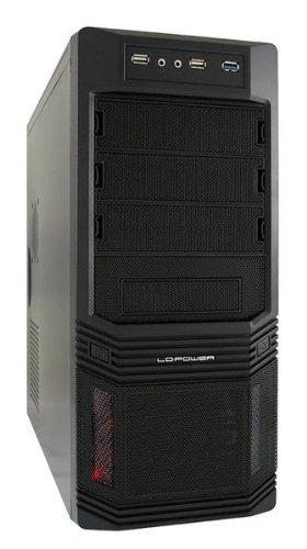 Price comparison product image LC-Power LC – 925B PC Case Black
