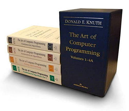 The Art of Computer Programming,...