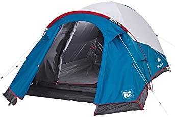 Quechua Arpenaz 2 Fresh and Black Camping Tent - 2 Man - White