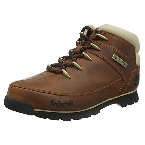 Timberland Euro Sprint Hiker Boots Tan 8 UK