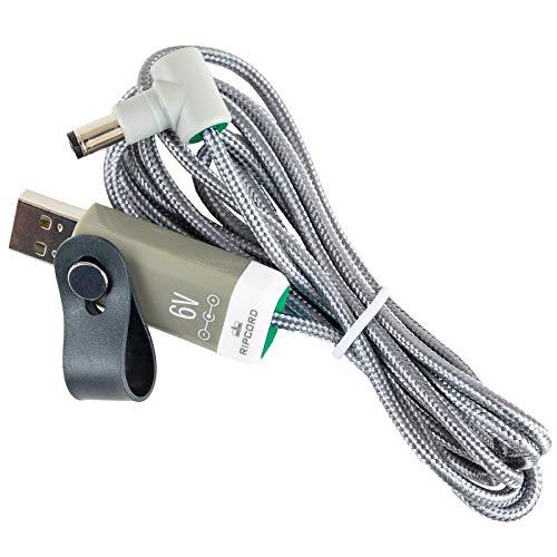 MyVolts 6V Cavo di Alimentazione USB per Omron M3
