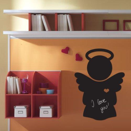 Angel Blackboard - Wall stickers - Wallstickers wandtattoo schlafzimmer aufkleber