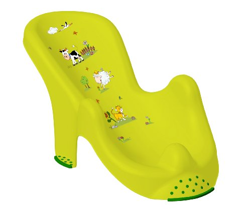 keeeper-18619274063-leon-funny-farm-anatomischer-babybadesitz-mit-anti-rutsch-funktion-green-meadow