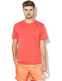 Nike Herren Dri-Fit Cotton Kurzarm 2.0 T-Shirt