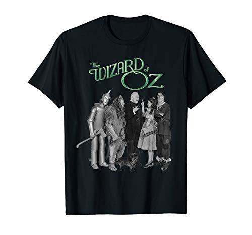 Zauberer der Oz-Charaktere  T-Shirt (Von Der Lion Oz Zauberer)
