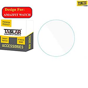 Taslar Amazfit PACE GPS Running Smartwatch Tempered Glass Screen Guard Protector