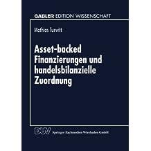Asset-backed Finanzierungen und handelsbilanzielle Zuordnung (German Edition)