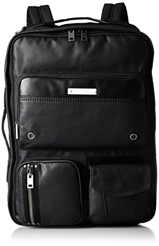 DIESEL X03782 PS888 GEAR BACK BLACK ZAINO Uomo BLACK UNI