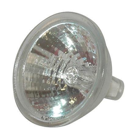 20W MR16 12 Volt Halogen Lamps - Flood Light with Cover Glass - Mr16 20w Flood