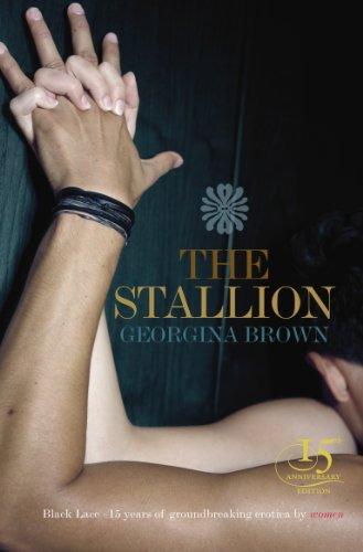The Stallion (Black Lace) (English Edition) Lace Boys Oxford