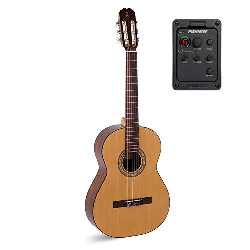 Admira - Guitarra Juanita-Electrificada Fishman