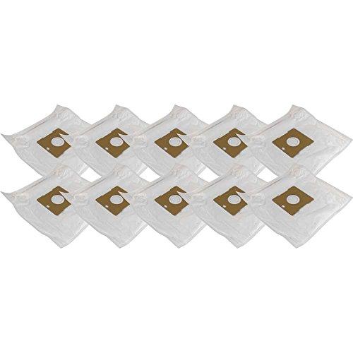 10 Staubsaugerbeutel aus Microvlies passend für Kärcher 4000 Plus/TE
