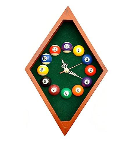 nanook Billard-Uhr Rhombus