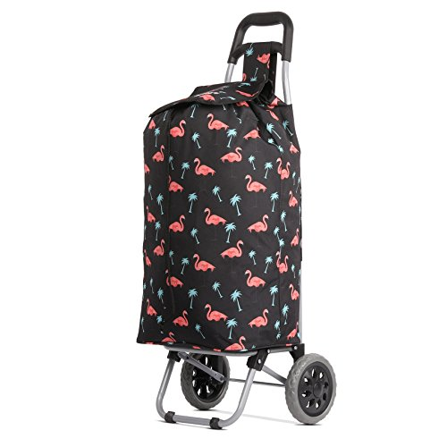 Hoppa Lightweight 2 Wheel Capacity Shopper Luggage Cart Test