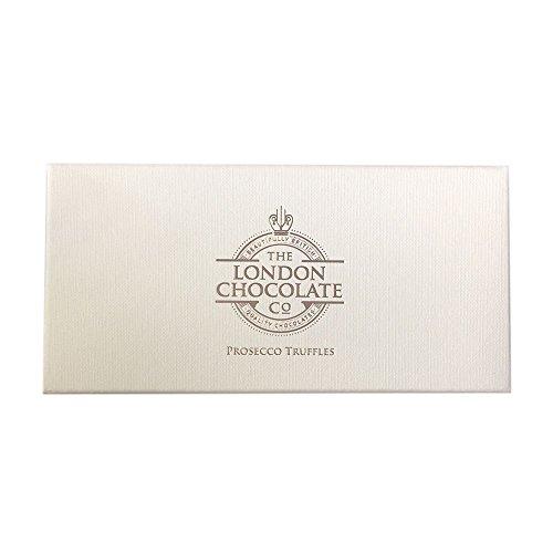 Luxury Prosecco Chocolate Truffles - 8 Chocolates Gift Boxed